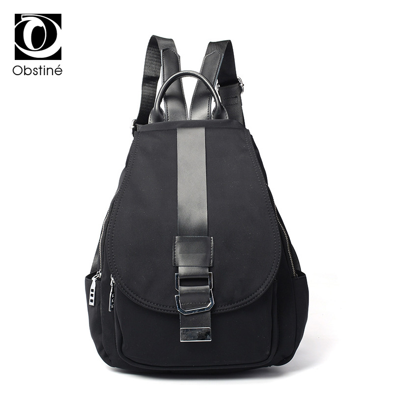 High Quality PU Leather Women Backpack Solid Shoulder Bag For Teenager Girls Large Capacity Casual Womens Black Travel Backpacks wellvo women solid vintage backpacks for teenager girls black multifunctional backpack new designed high quality rucksack xa84wb