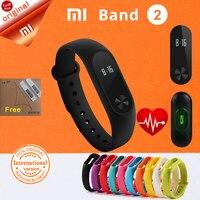 Xiaomi Mi Band 2 Smart Bracelet Miband 2 Fitness Tracker Smart Band Xiaomi Heart Rate Smartband