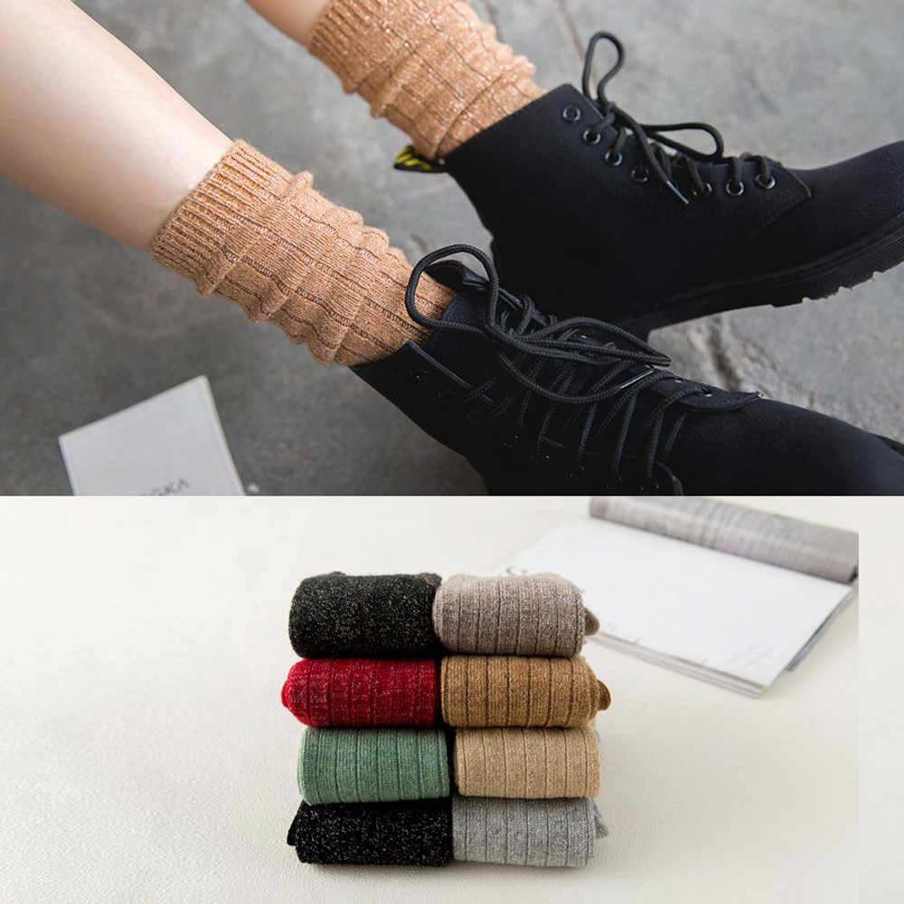 8 colors Fashion Women's Stockings Sexy Warm Thigh High Over The Knee Socks Long Cotton Stockings Girls Women Wholesale S5
