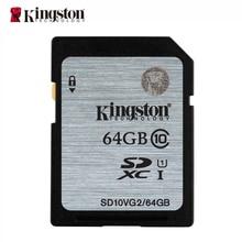 Kingston memory card 8gb 16gb 32gb 64gb 128gb sd hc xc SDHC SDXC uhs-i HD video class 10 cartao de memoria carte sd tarjeta