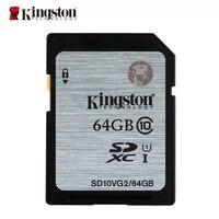 Kingston Memory Card 8gb 16gb 32gb 64gb 128gb Sd Hc Xc SDHC SDXC Uhs I HD