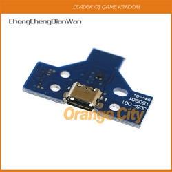 Chengchengdianwan 14 pin зарядка через USB Порты и разъёмы Разъем платы для PS4 Геймпад 14pin зарядное устройство доска 10 шт./лот