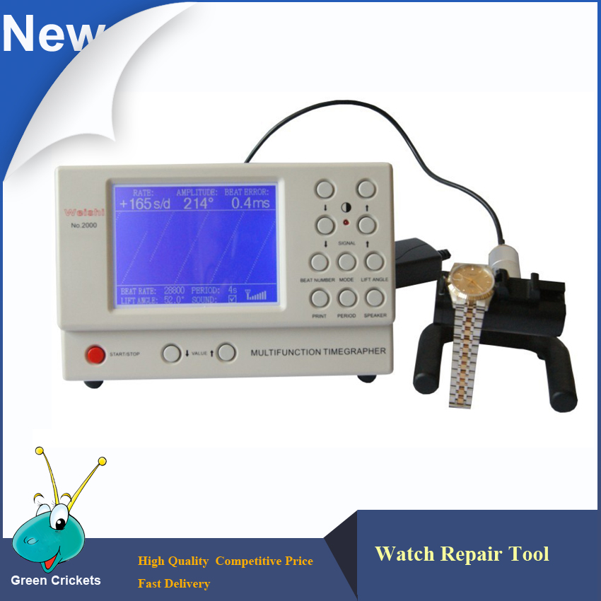 Orignal Brand NO.2000 Timegrapher,Watch timing Test machine for Watchmakes and hobbyistsOrignal Brand NO.2000 Timegrapher,Watch timing Test machine for Watchmakes and hobbyists
