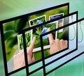 """Frete Grátis! TV LCD 32 """"IR quadro touch screen, Painel de Toque Infravermelho Overlay kit Para LCD/monitor de LED"""