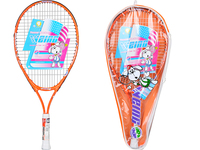 1pcs Orange Green Color Training Kids Tennis Racquet with Hang Bag WD 880