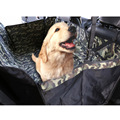 O Envio gratuito de Oxford À Prova D' Água de Rede Cat Pet Carrier Portador Do Cão Tampa de Assento Do Carro Do Cão Dobrável de Viagem Cobertor Camo Protector