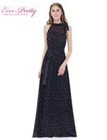 Elegant Women Evening Dress Ever Pretty AS08385 2016 Original Design New Summer Holiday Beach Dress Sleeveless