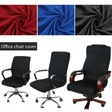Universal Size Elastic Chair Cover Home Kitchen Office Computer Desk Seat chair Covers Meeting Restaurant Without
