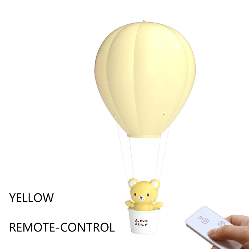 YELLOW REMOTE