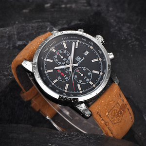 Image 5 - BENYAR Fashion Chronograph Sport Mens Watches Top Brand Luxury Quartz Watch Reloj Hombre saat Clock Male hour relogio Masculino