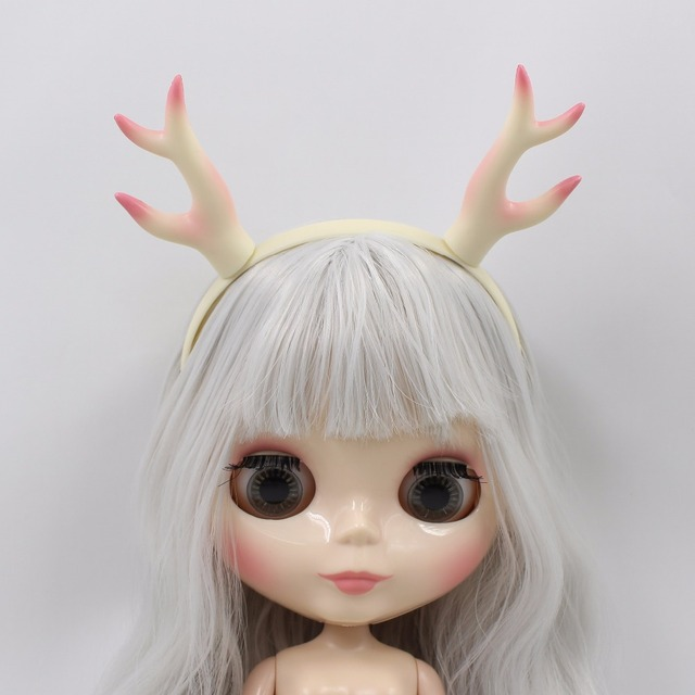 Neo Blythe Boneca de Animal de Boneca