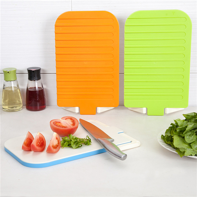 Sharpeners Kitchen Tools Creative Plastic Cutting Board Food Slice Cut Portable Camping Outdoor Chopping Cooking