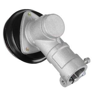 Image 4 - Boîte de vitesses 26mm de diamètre, débroussailleuse, débroussailleuse, remplacement de la tête de vitesse Tête de tondeuse à gazon, tige carrée, engrenage universel, pièce de rechange