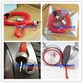 Áudio Red cabo para Sony Mdr X10 XB920 XB910 Headphone fone de ouvido com Mic controle remoto