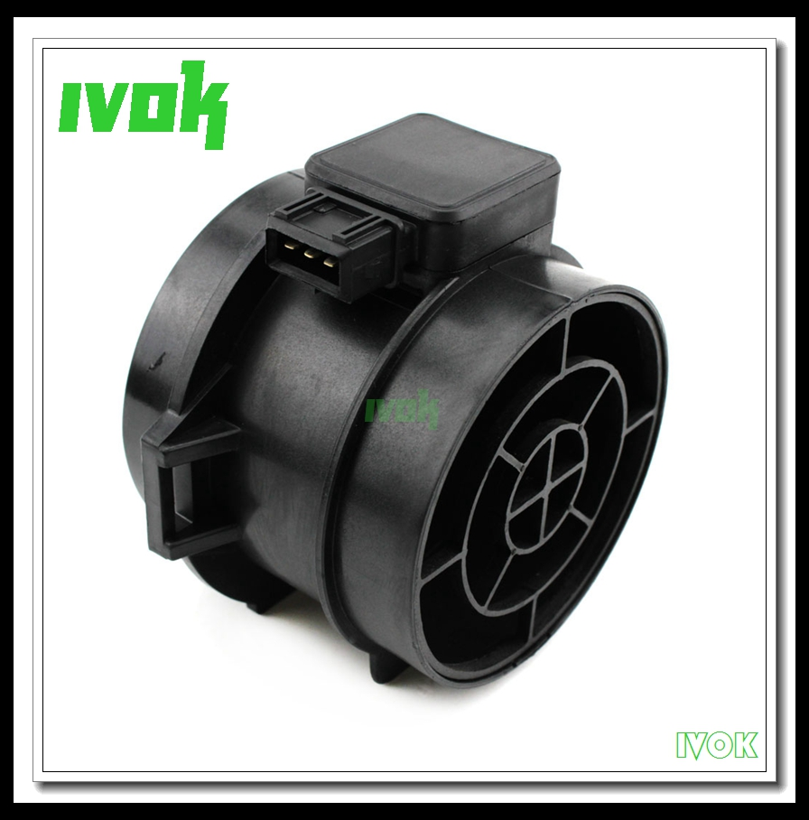 Mass Air Flow MAF Meter Sensor For BMW E46 E39 E53 330xi 330Ci 330i 530i X5 Z3 3.0L 13621438871 5WK96132
