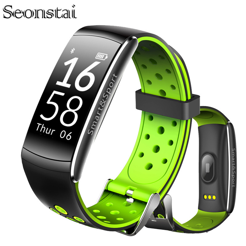 Q8 Smart Band IP68 Waterproof Smart Wristband Heart Rate Smartband Fitness Tracker Smart Bracelet Wearable Devices Watch