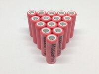 Новый masterfire оптовая продажа 100% оригинал для Sanyo UR14430P 14430 660 мАч 3.7 В Перезаряжаемые Батарея литий ионные аккумуляторы