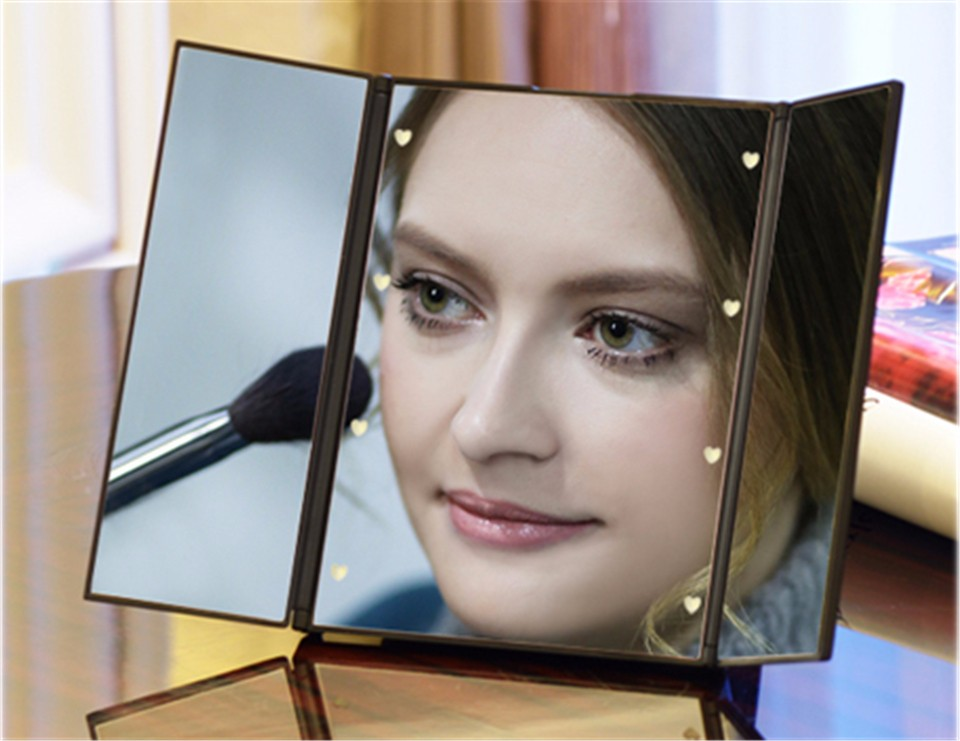 makeup mirror 14