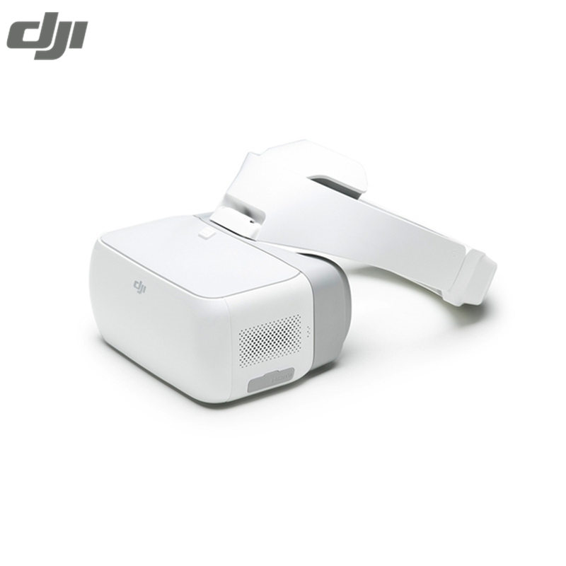 цена на Original DJI Goggles 5 Inches 1920*1080 Head Tracking FPV Goggles For DJI Phantom 4 Pro Advanced Inspire 2 RC Camera Drone