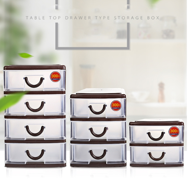 Desktop Organizer Drawer Storage Box Detachable Jewelry Makeup Cabinets  Case In Storage Boxes U0026 Bins From Home U0026 Garden On Aliexpress.com | Alibaba  Group