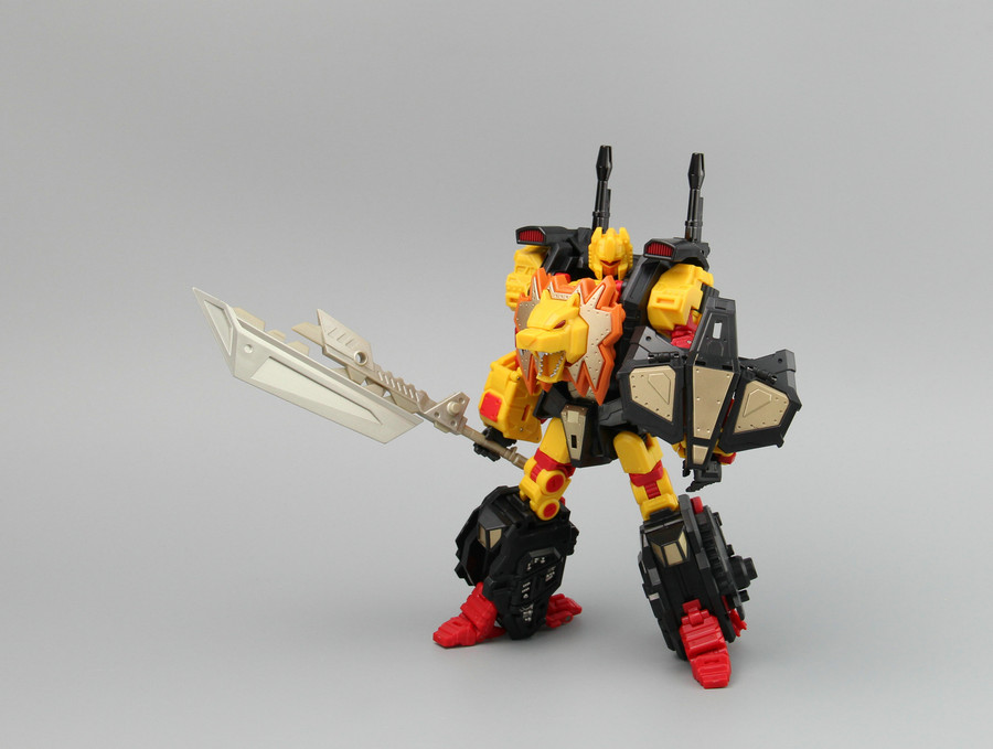 все цены на  MODEL FANS IN-STOCK neoart toys ko MMC Transformation robot  Predaking sharp claws freeshipping  онлайн