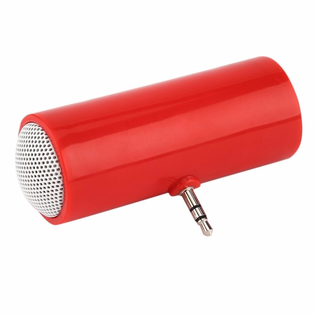 Portable 3.5mm Jack Stereo Mini Speaker For Cell Phone for iPhone & Tablet