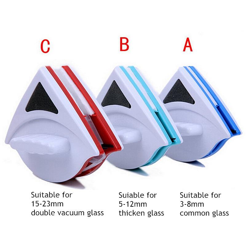 Magnety na čištění oken 3-8mm 5-12mm 15-24mm Oboustranný magnet - Sady nástrojů - Fotografie 1
