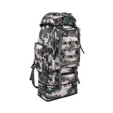 scione 100L Military Molle Bag Camping Tactical Backpack Men Large Waterproof Travel Outdoor Sport Bag Shoulder Rucksack XA231WA