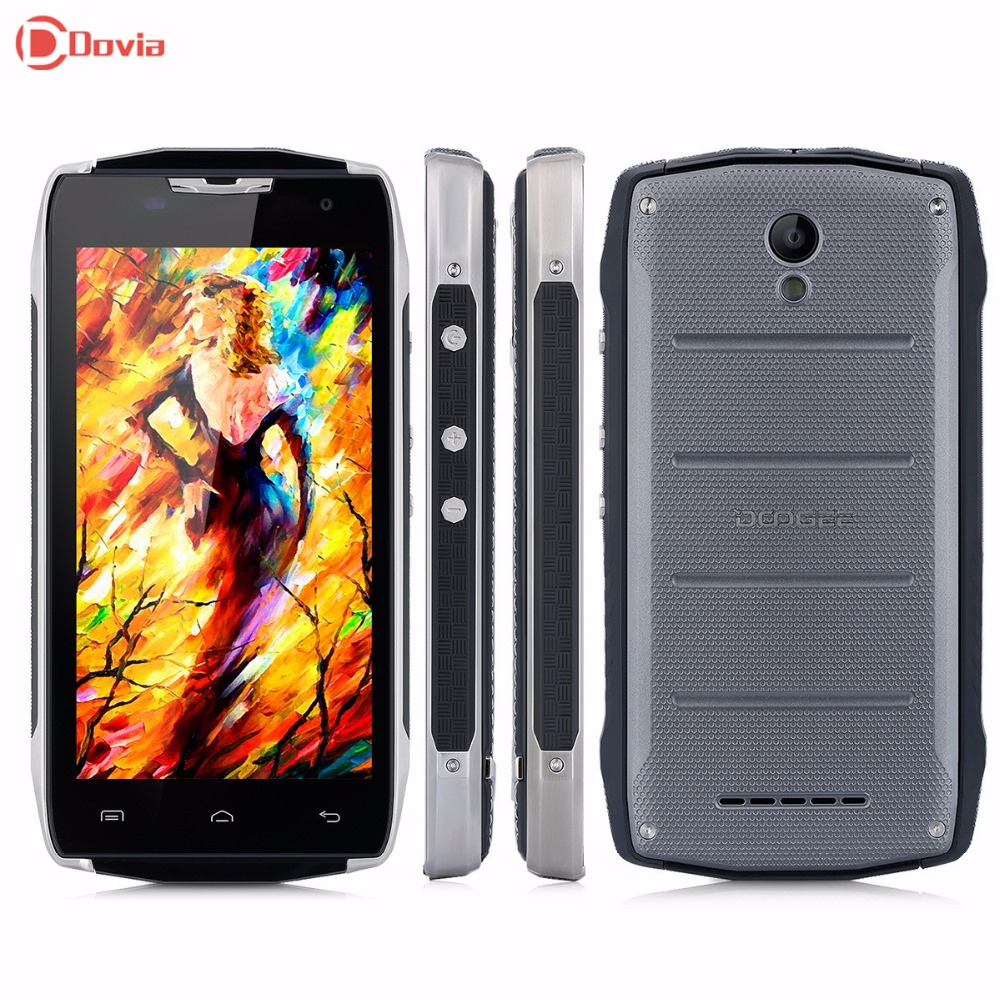 Doogee T5 Lite Android 6 0 5 0 inch 4G Smartphone MTK6735 Quad Core 1 0GHz