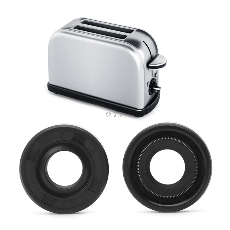 8x18x7mm Wearable Breadmaker Sorbet Machine Blender Repair Parts Oil Seal Ring8x18x7mm Wearable Breadmaker Sorbet Machine Blender Repair Parts Oil Seal Ring