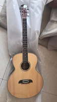 Wholesale New 42# YAIRI DY57 Solid Wood Acoustic Guitar Baritone Acoustic Guitar In Natural In Stock 180208
