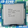 Free Shipping  Intel Core I3 3240 3M Cache 3.4 GHz  L3=3M LGA 1155 TDP 55W desktop CPU i3-3240 processor (working 100%)
