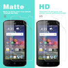 Anti-Glare Matte Film For ZTE Majesty Pro Z798BL HD Clear Glossy Film Cove With Cleaning Tools