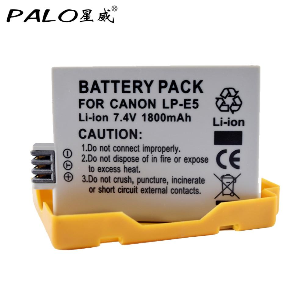 1Pc-1800mAh-7-4V-LP-E5-LPE5-LP-E5-Rechargeable-Camera-Battery-for-Canon-EOS-450D