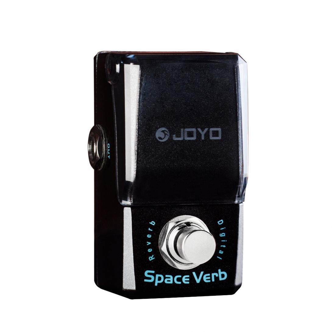 JOYO Space Verb Digital Guitar Effect Pedal True Bypass dobson c french verb handbook
