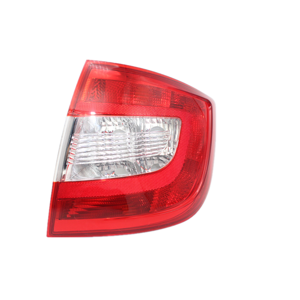 Image 5 - For Skoda Rapid  2013 2014 2015 2016 2017 2018 Car styling Tail Lamp Rear Light Without Wire Board and Bulbs-in Car Light Assembly from Automobiles & Motorcycles