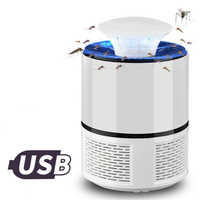 Electric Mosquito Killer Lamp LED Bug Zapper Anti Mosquito Killer Lamps Insect Mosquito Trap Home Living Room Pest Control