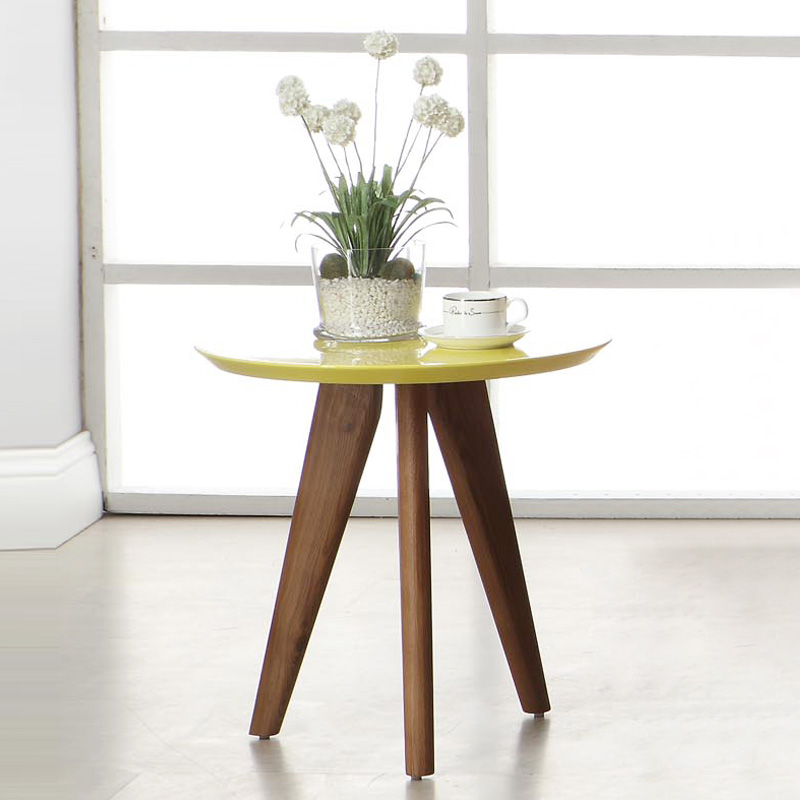 Online Shop Round coffee table side table accent tables home