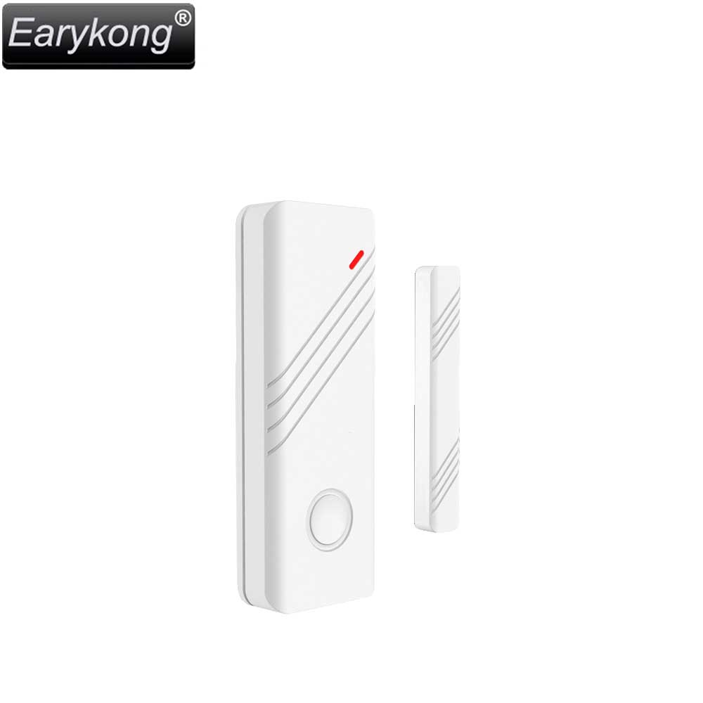 Free Shipping PSTN GSM Alarm System Wireless Magnetic With emergency button 433MHz for GSM Home Burglar Security 1pcs forecum 433mhz wireless magnetic door window sensor alarm detector for rolling door and roller shutter home burglar alarm system