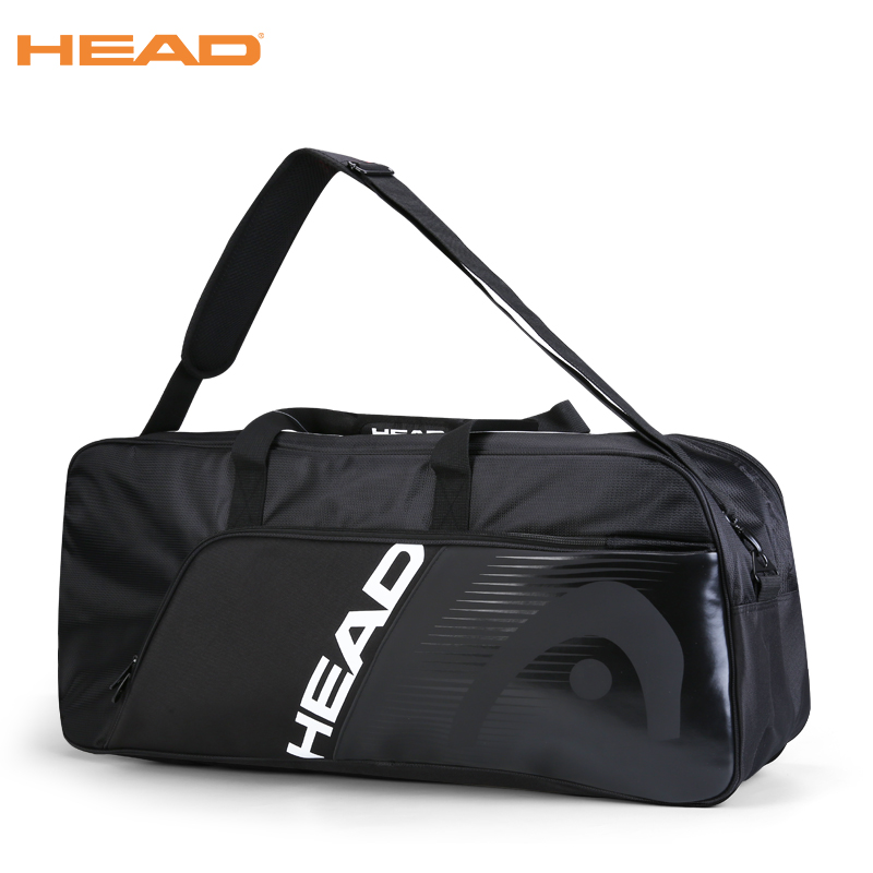 Genuine Head High Capacity Tennis Bag Badminton Backpack For Men Women Racket Sport Bag Raquete De