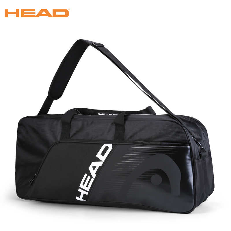 Genuine Head High Capacity Tennis Bag Badminton Backpack For Men Women Racket Sport Bag Raquete De Tenis Accesorios