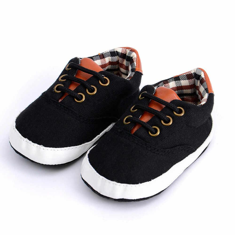 แฟชั่นเด็กรองเท้าผ้าใบเด็กทารกแรกเกิดเด็กวัยหัดเดินเด็กทารกเด็กผู้หญิงรองเท้านุ่มน่ารัก Anti - slip รองเท้าผ้าใบ bebek ayakkabi
