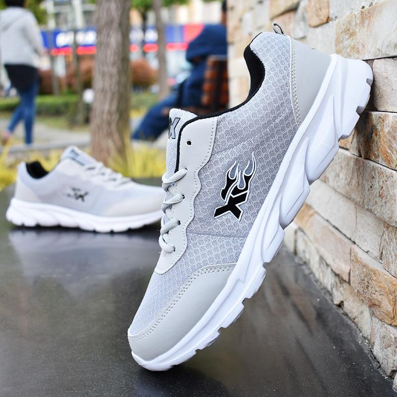 2018 Vjeshtë Pranvera e Vjeshtë Sneakers Këpucë Rastesishme Moda - Këpucë për meshkuj