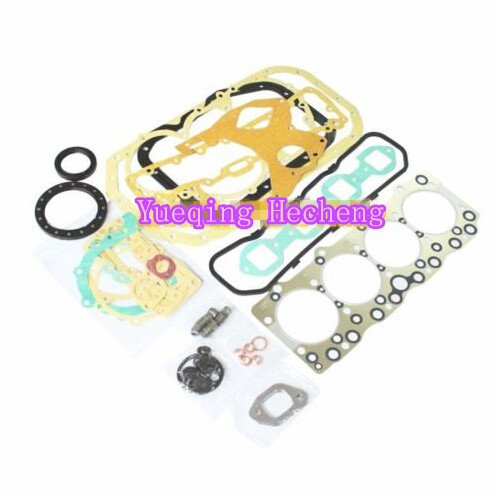 New Full Gasket Kit 5-87810-622-1 Z-5-87810-724-3 For 4BE1 4BG1 4BG1T Free Shipping new full gasket kit z 5 87814 206 0 for 3lb1 engine mini excavator free shipping