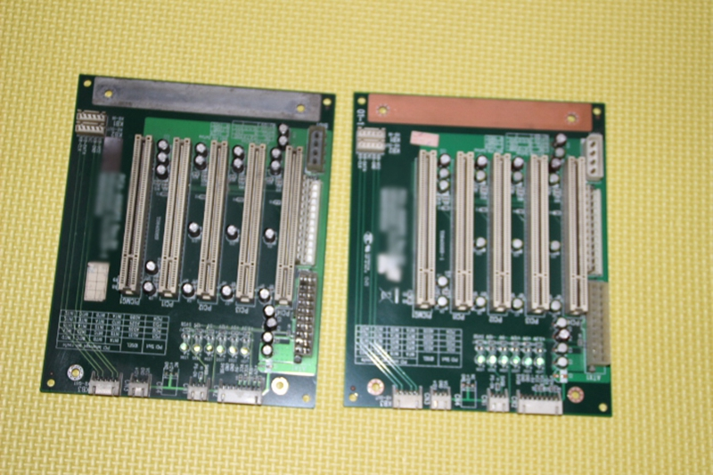 все цены на Backplane PCA-6105P5 Full PCI slot Supports AT and ATX industrial motherboard онлайн