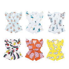 TinyPeople 2020 new baby girl clothes summer cotton kids dre
