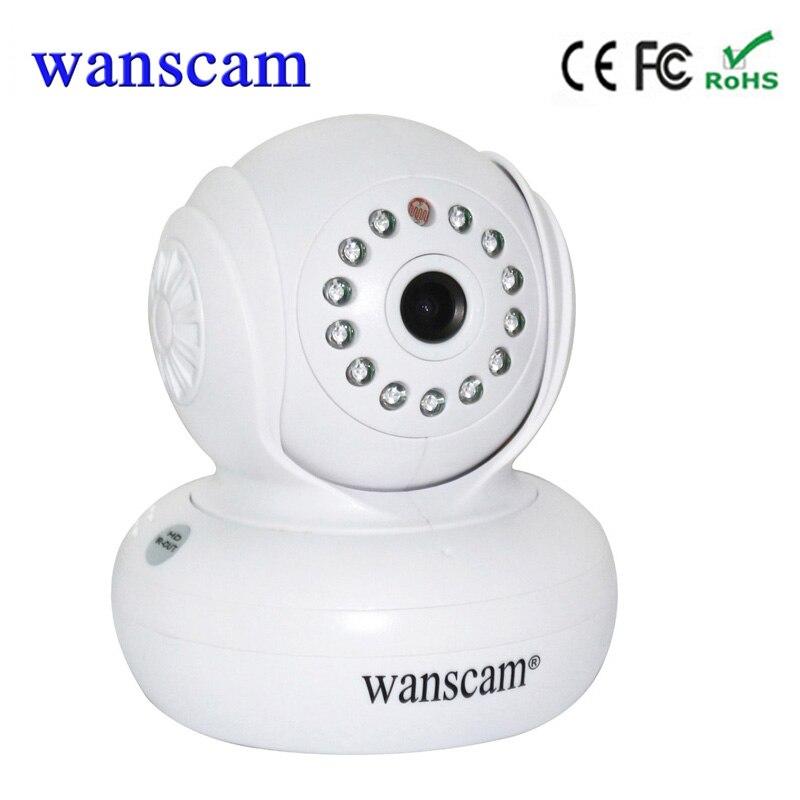 720P Wanscam HW0021 P2P Mini Wifi IP Camera Pan/Tilt Mini WIfi Dome Camera Wireless CCTV Surveillance Free Shipping wanscam hw0021 p2p home wifi surveillance camera wireless pan tilt support tf card recording up to 128g