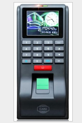 RFID Card ID Card Password  Access Control System Fingerprint Face Recognition Attendance Machine