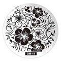 Улей цветочным узором и т . д . 60 дизайн плиты OM 1 - 60 серии ногтей изображение Konad печать штамп штамповка маникюр шаблон
