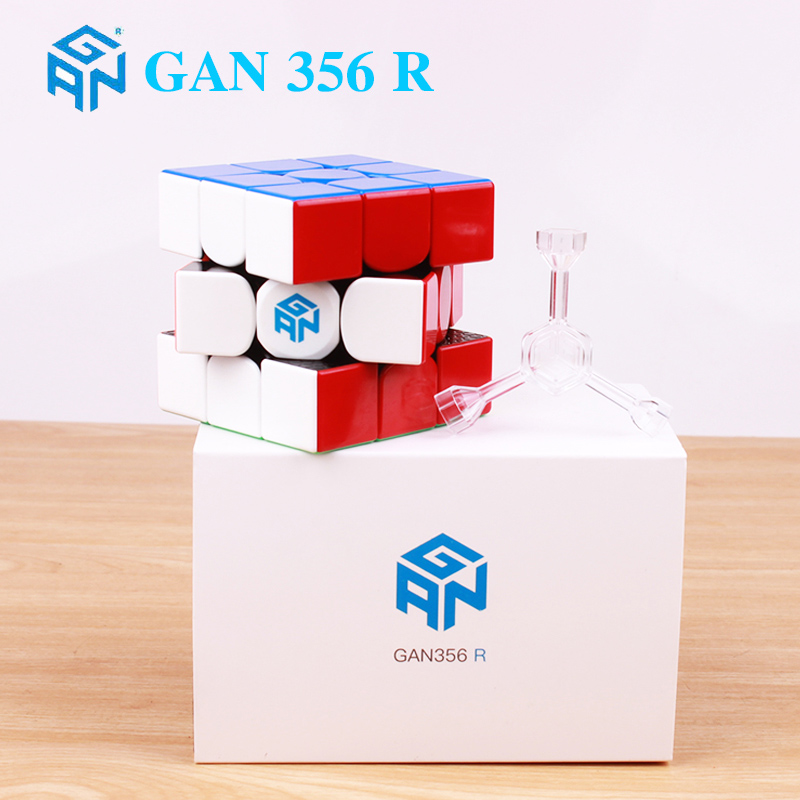 GAN 356S Sticker puzzel magic speed cube professionele gans cubo - Spellen en puzzels - Foto 6